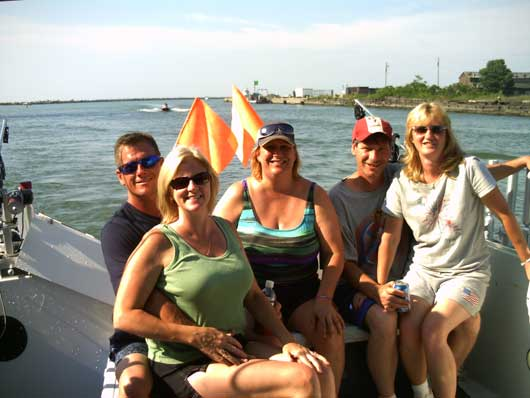 lake erie fishing guide service